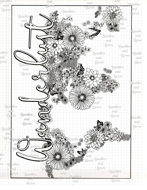 wanderlust printable mandala coloring page by sewlacee in