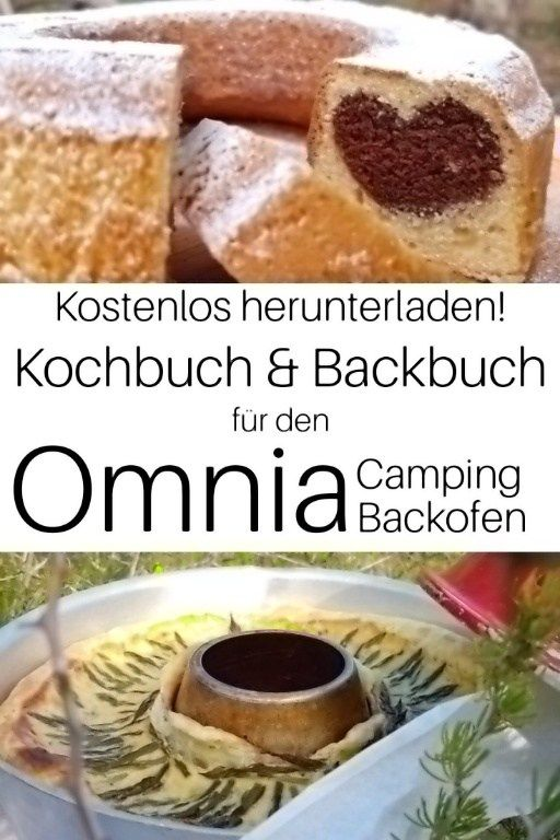 Photo of Recipes for the Omnia Camping Oven for √Mobile √Caravan & Camping