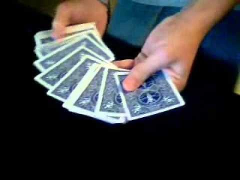 Tour De Magie La Carte Cameleon Explication Tour De Magie