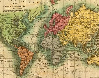 977000463578jpg 731512 pixels west 10th apartment pinterest world world map map of the world world map poster large world fanciful old world map poster and attractive ideas of large gumiabroncs Choice Image