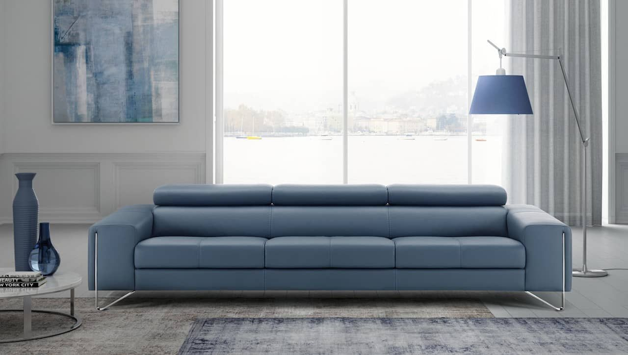 Verso Is An Italian Handmade Leather Sofa Its Design Developed By Estro Milano Verso Is An Italian Handmade Leather Sofa Its Design Developed By Estro