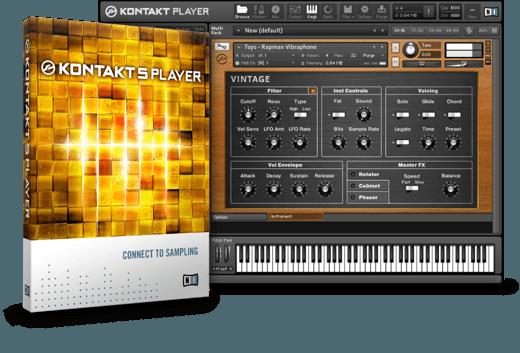 Komplete : Samplers : Kontakt 5 Player : Free Download   Products   Musical  Gear & Software   Pinterest