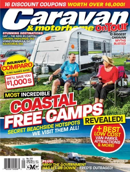 Caravan and Motorhome On Tour - Issue 237 2016