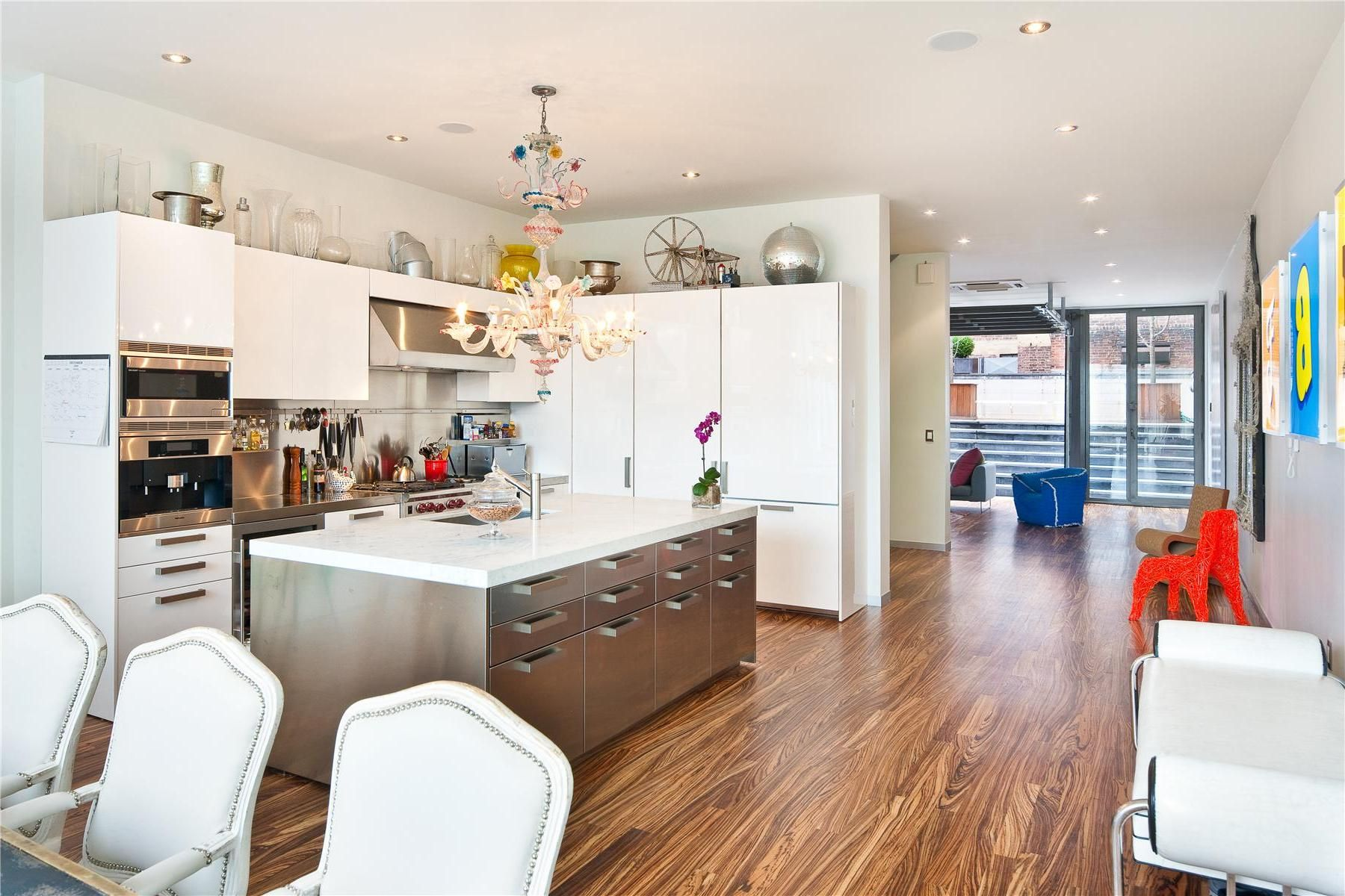 400 West Street Residence in New York City�s West Village