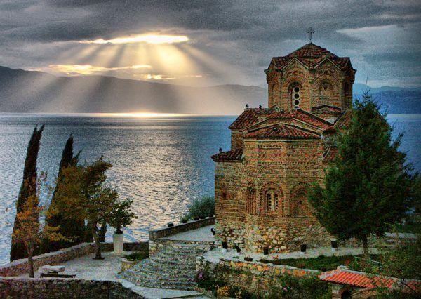 Ohridsko jezero - blistavo makedonsko more | Živeti sa prirodom Sveti Jovan Kaneo
