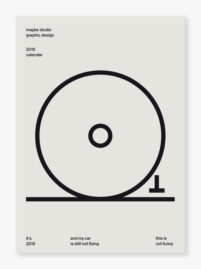 Graphics we like / Poster / Illustration / Circle / Lines / minimal / at Ode to Things