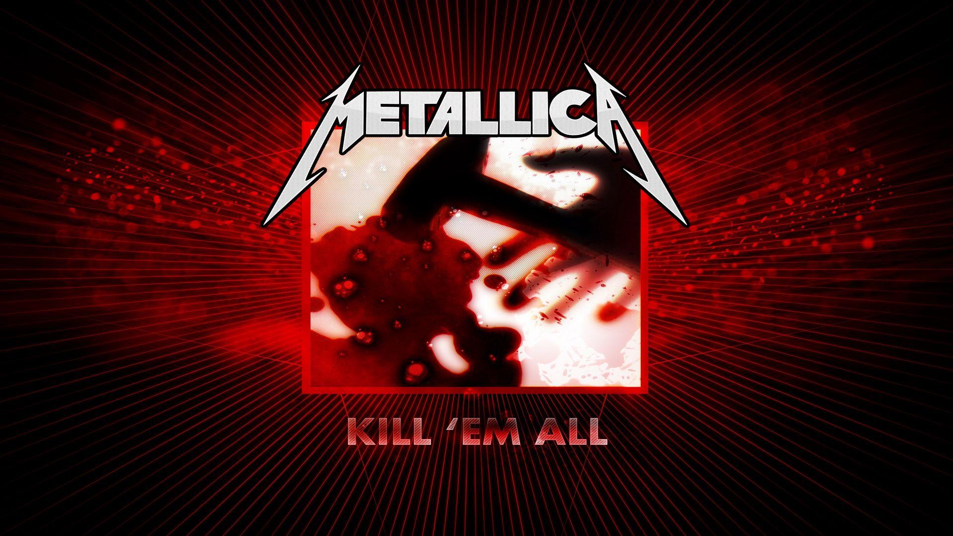 Metallica Wallpapers 7 1920x1080 Metallica Albums Metallica Metallica Cover