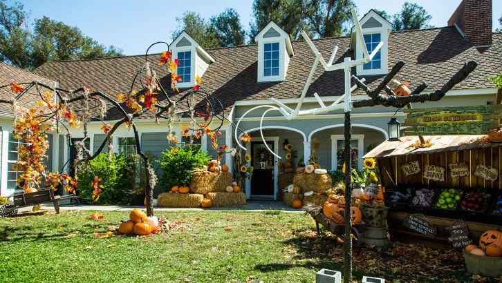 DIY Spooky Halloween Tree Halloween/Fall Pinterest Halloween