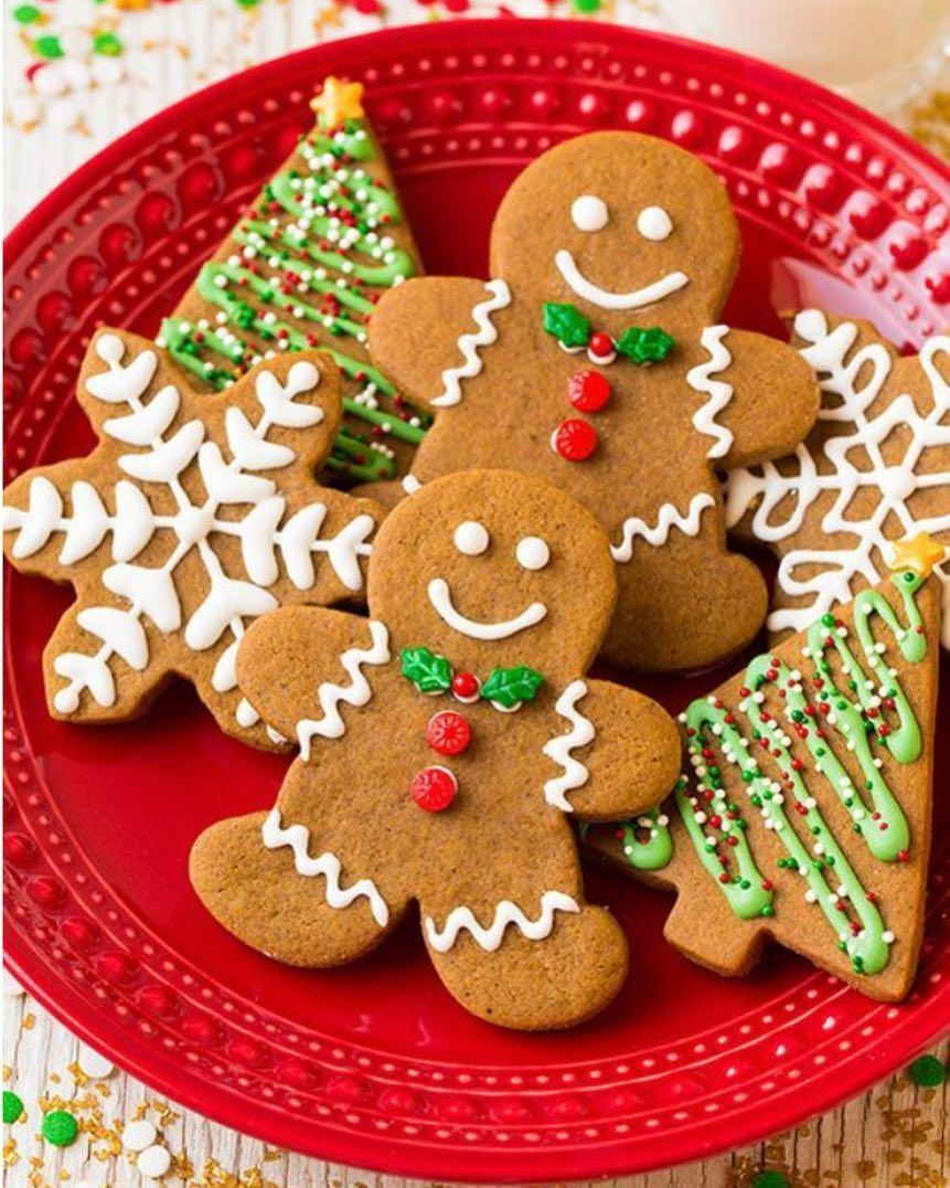 Do You Prefer To Bake Or To Buy Cookies Gingerbread Man Cookies