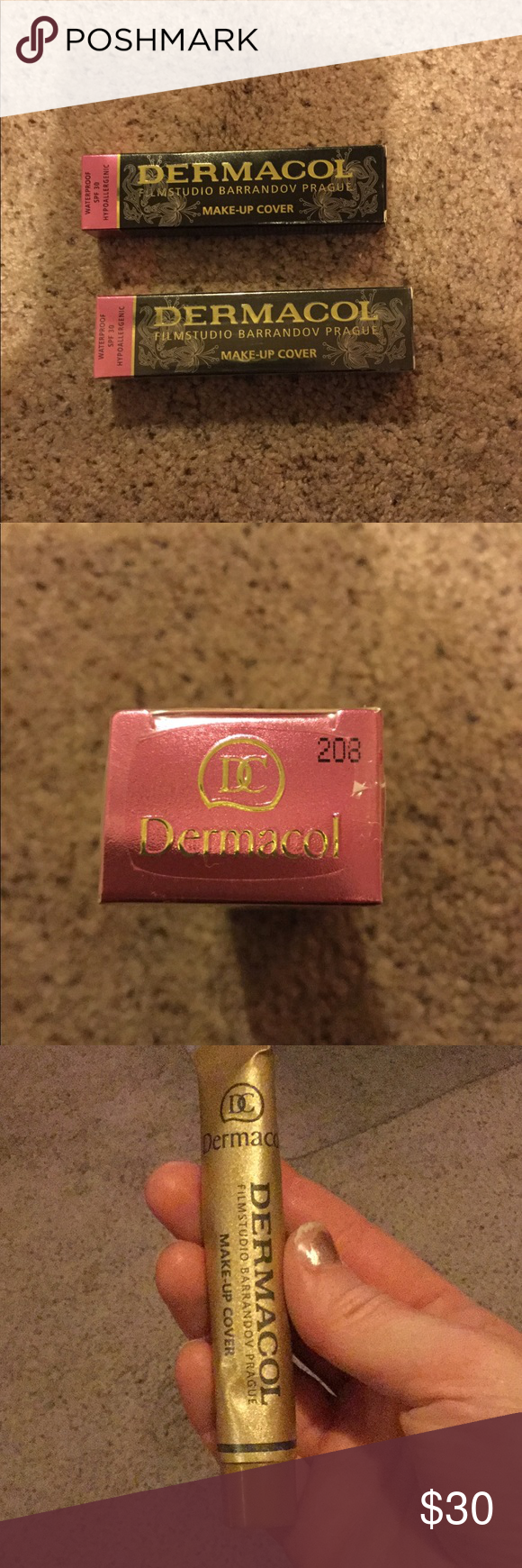 DERMACOL Makeup Cover 207 NWT Dermacol make up cover