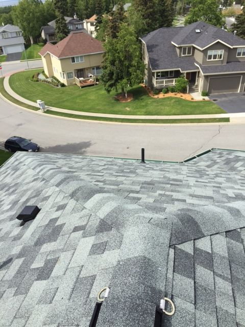 Premier Roofing Co 907 346 4131 Anchorage Alaska Malarkey 3m Legacy Shingles Oxford Grey Roofing Contractors Roofing Commercial Roofing