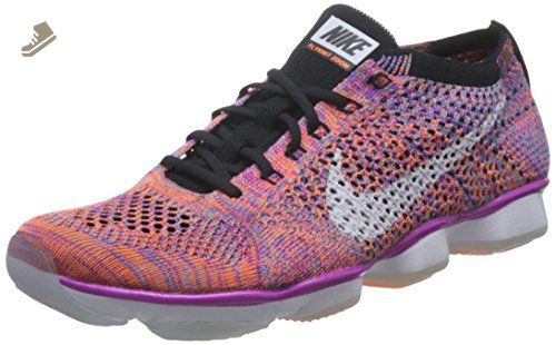 58a9253bbc094 nike womens flyknit zoom agility running trainers 698616 sneakers ...