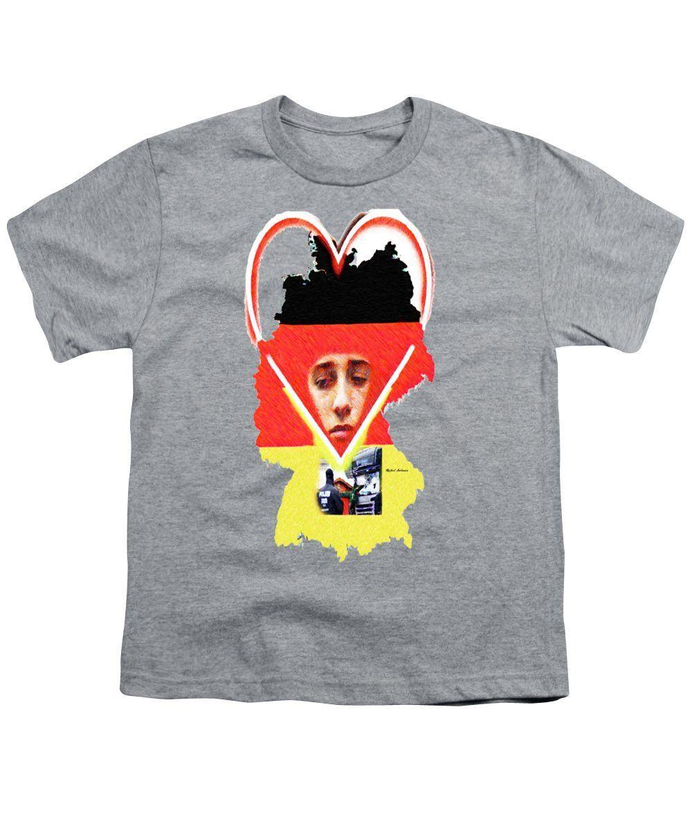 Youth T-Shirt - Berlin Christmas Market