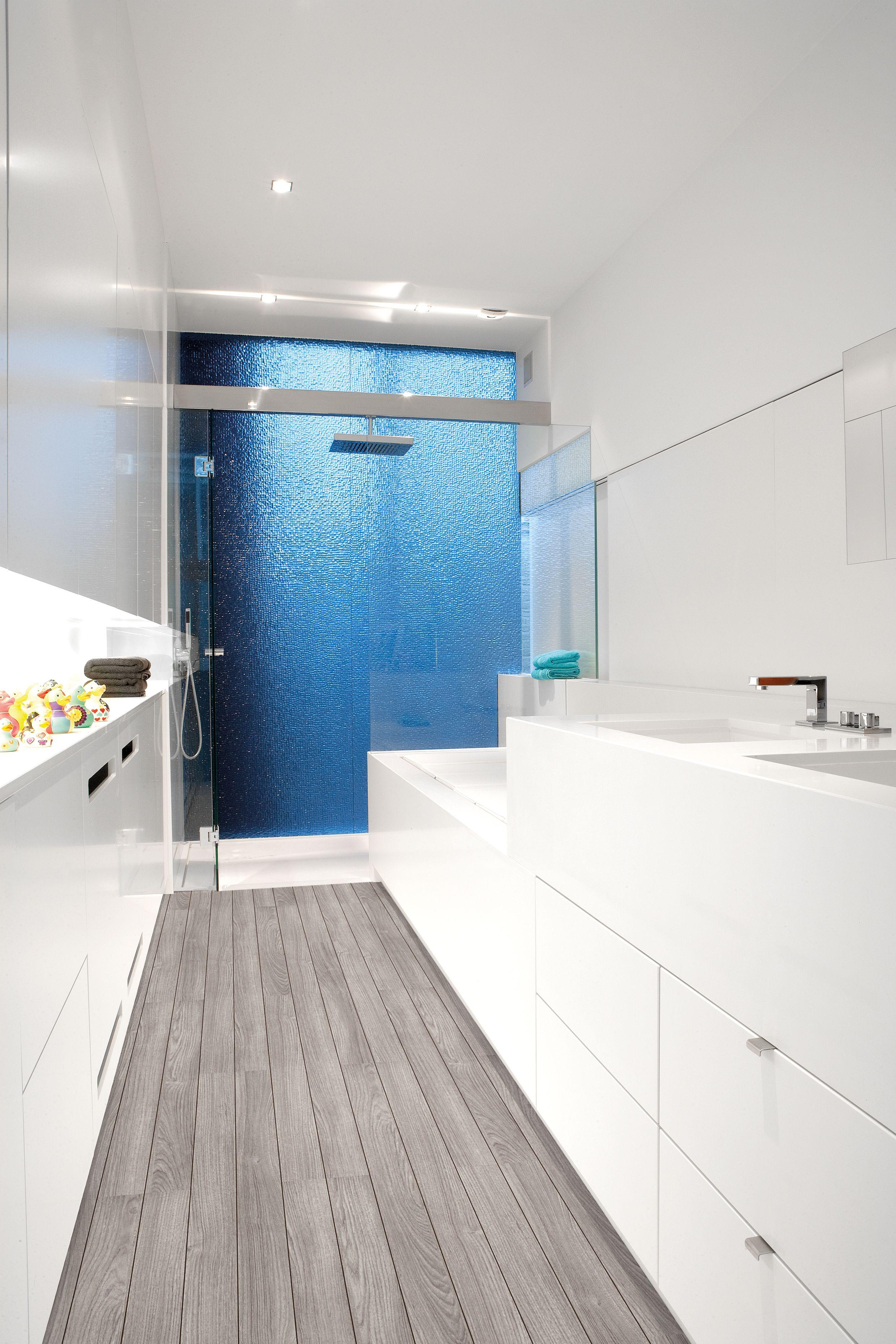 laminaat badkamer, laminaat eiken, vloeren badkamer, vloer ...