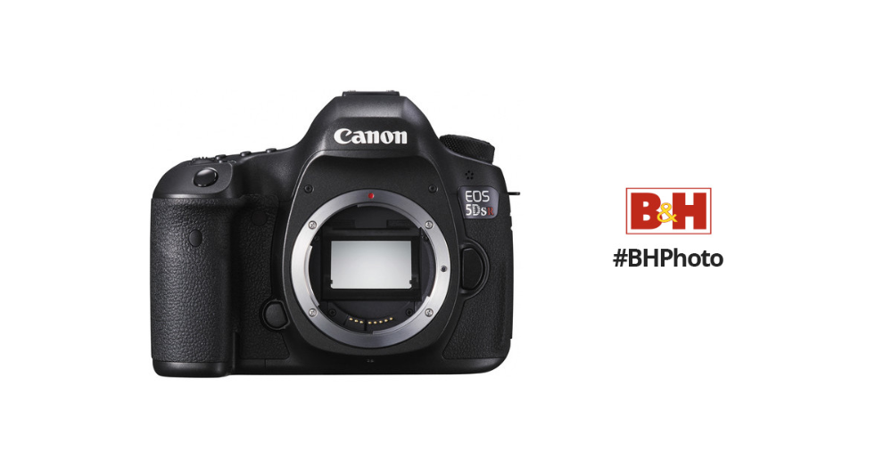 Canon Eos 5ds R Dslr Camera Body Only In 2020 Dslr Camera Dslr Eos