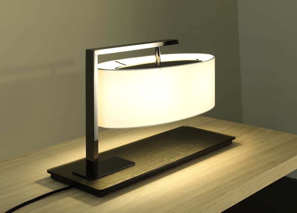 Delightful Contardi Kira Table Lamp | Contemporary Table Lamps | Modern Lighting