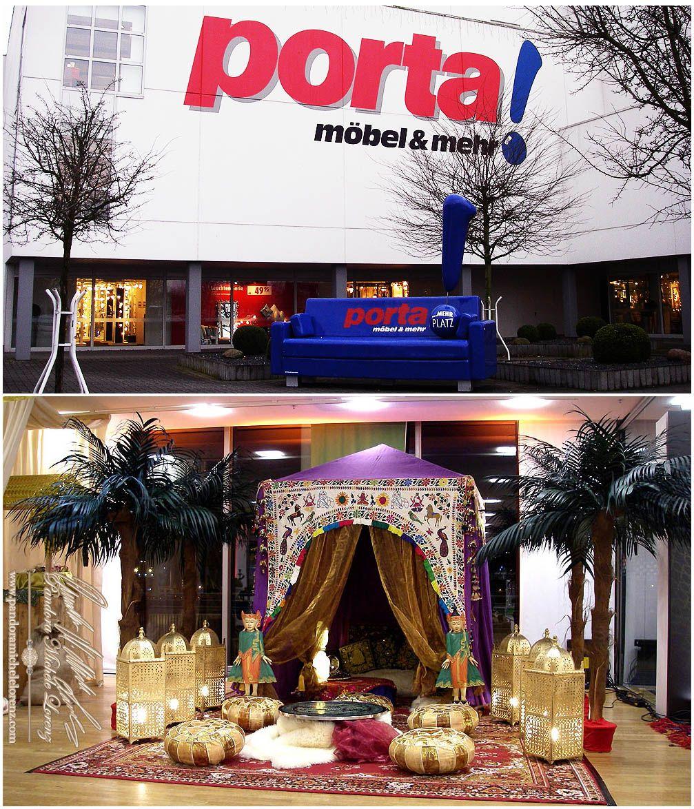 """50 Jahre """"PORTA - Möbel Einrichtungshäuser"""", 22 Möbelhäuser Bundesweit und 10 x waren wir dabei"""
