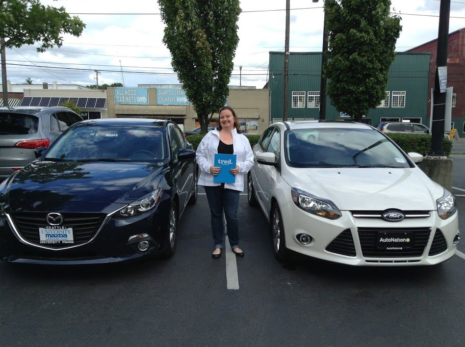 Comparing The Ford Focus And Mazda3 Tred Happy Tred Customers