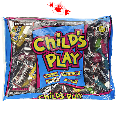 Child S Play Tootsie Roll Fruit Chews Pops Mini Dots Assorted Candies 1 3 Kg Fruit Chews Tootsie Roll Candy
