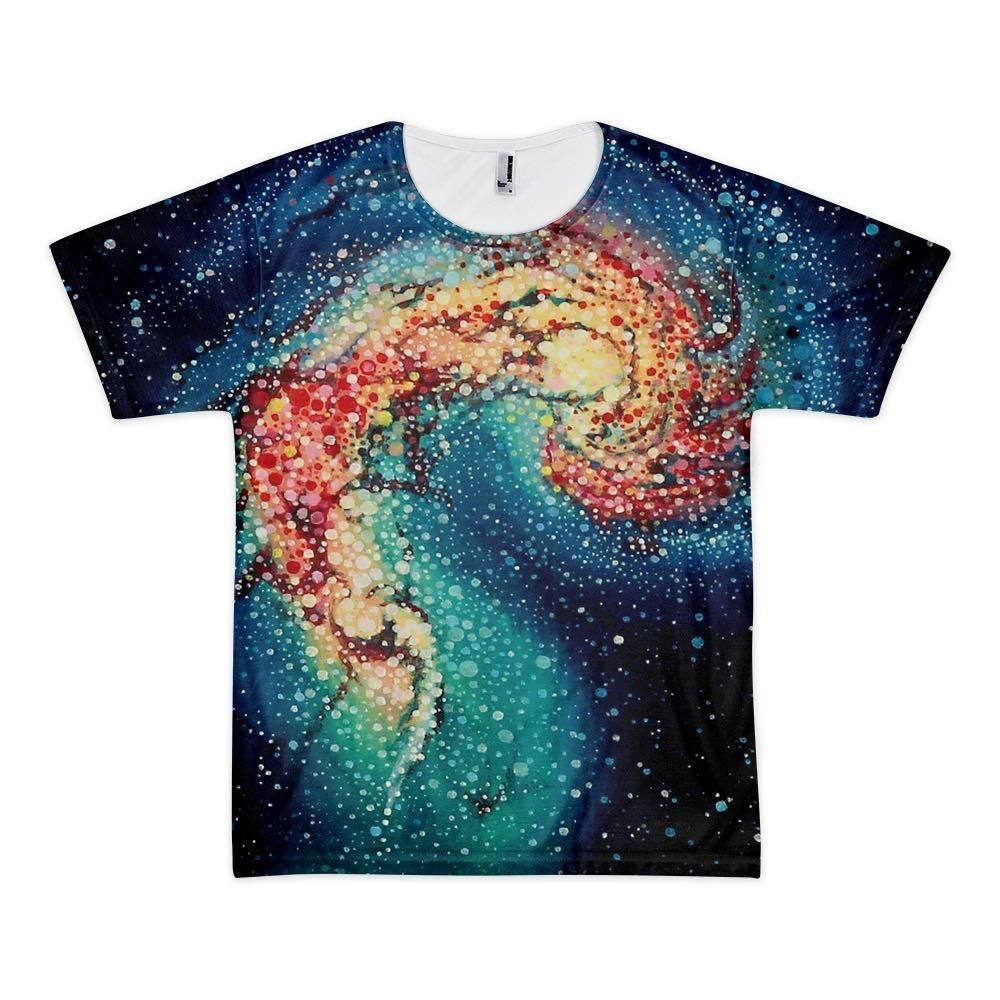 Mens T Shirt Galaxy No 12 Men S T Shirts Pluribellaarts Com