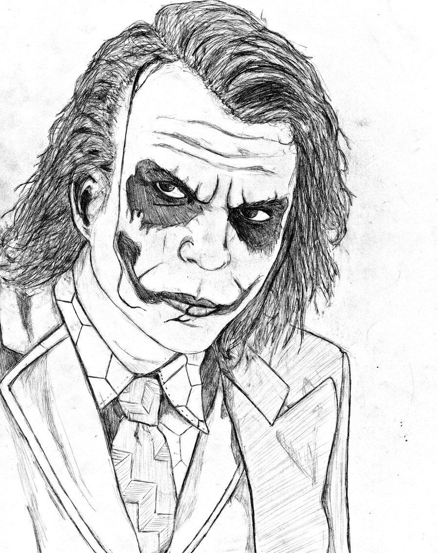 joker coloring pages ideal batman and joker coloring pages