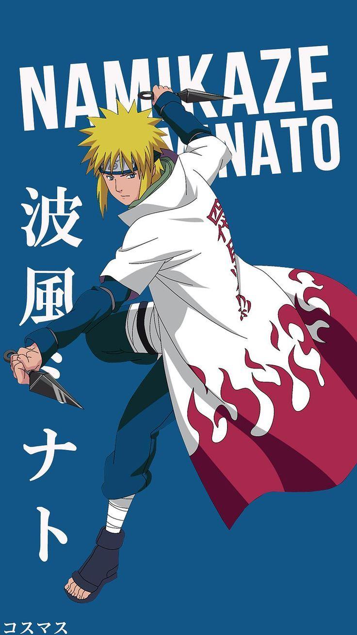 Minato Namikaze Korigengi Anime Wallpaper Hd Source