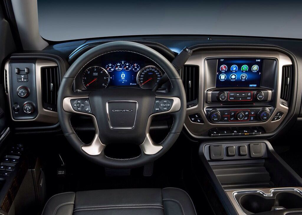 Best Interior So Far But I Want To Compare It To The 2015 F150