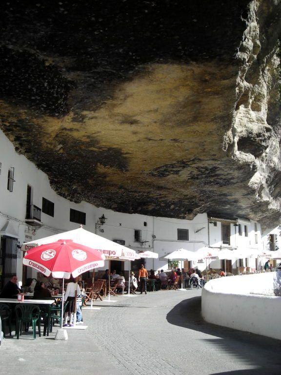 Setenil De Las Bodegas, Cádiz, Ruta de los Pueblos Blancos de España*