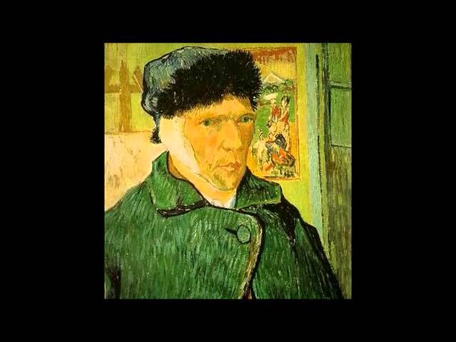 The History of Vincent Van gogh