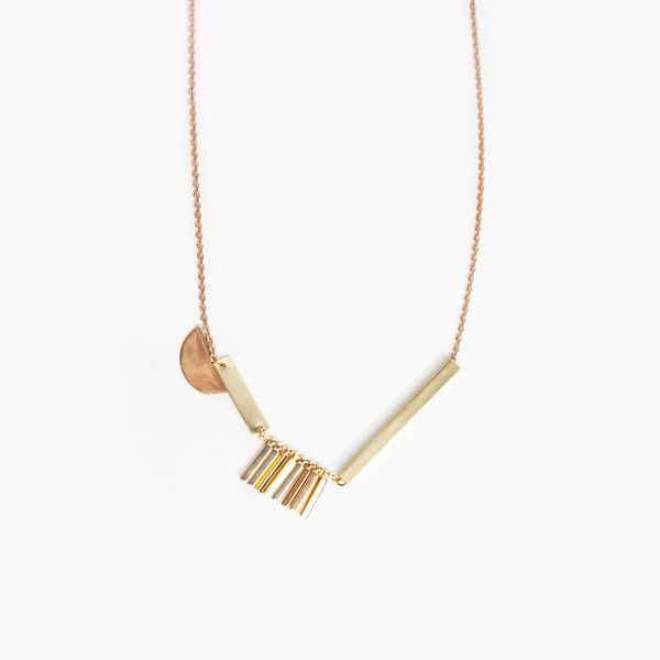 Cursive Design Mobile Necklace