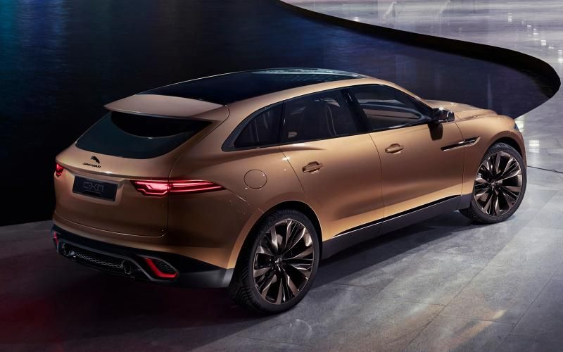Jaguar Suv To Be Badged F Pace For 2016 Launch