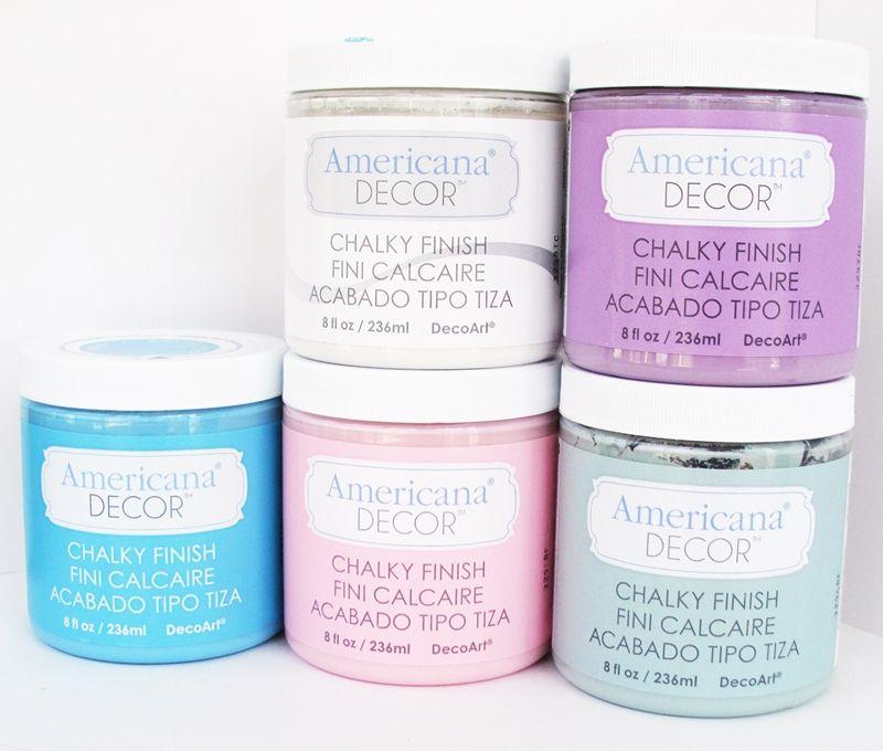 Decoart Americana Paint Color Chart Artists That Inspire