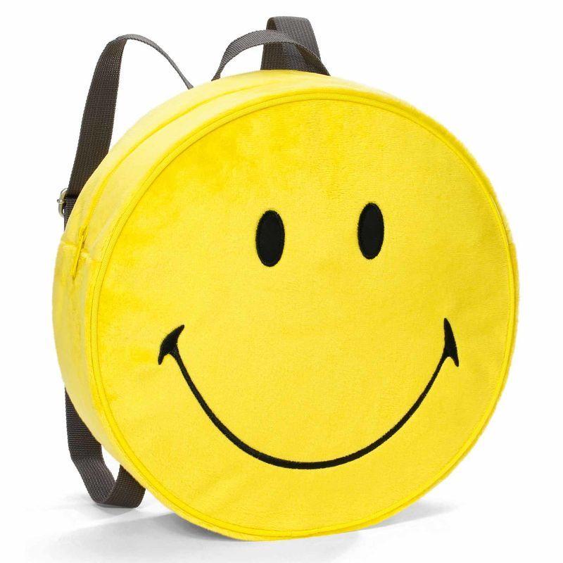 Ryggsäck Smiley (30cm)  3b8446d804ac5