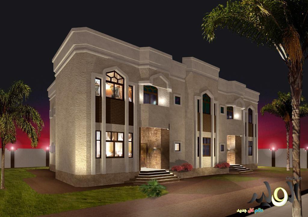 تصاميم فلل تركيه House Styles Villa Home