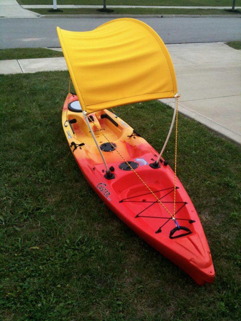 Bald brain diy kayak accessories fishing clothes for Kayak accessories fishing