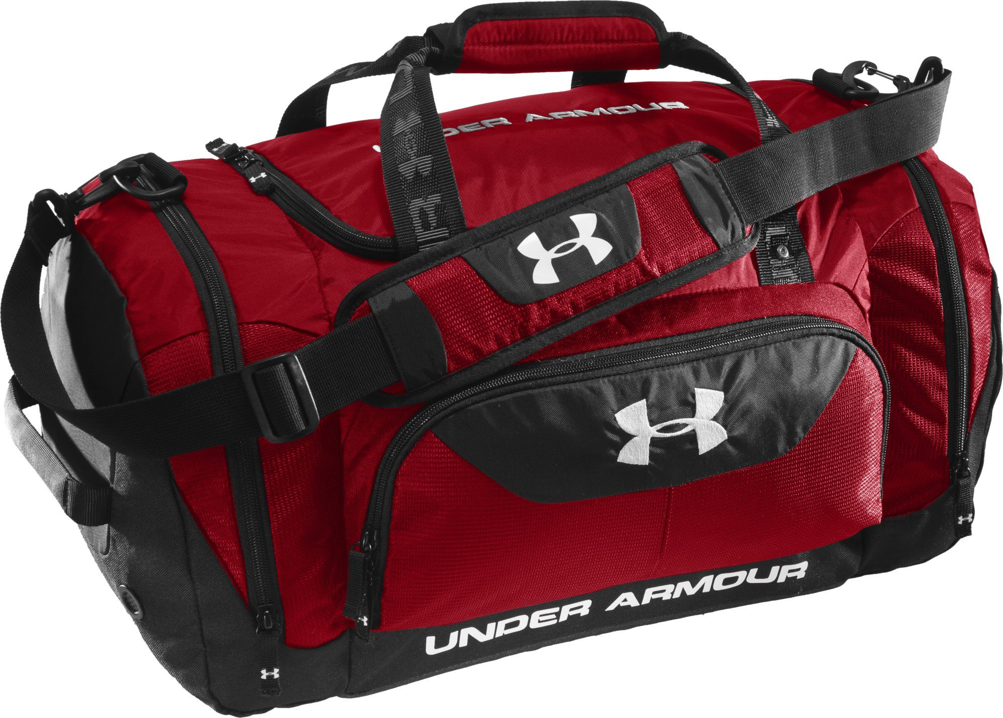 4f98a27ced Under Armour Paramount Duffel Bag- I want this.