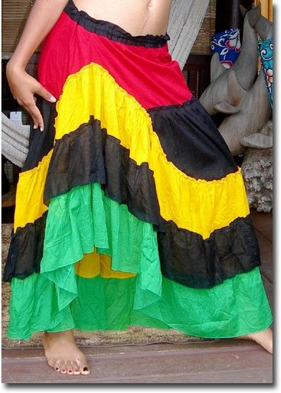 Jamaican clothing for women