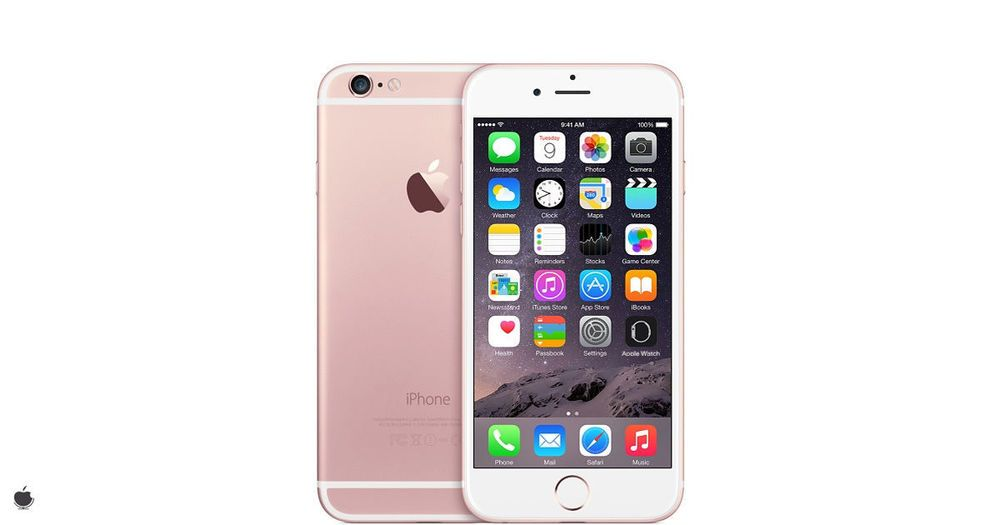 320ccd3111c980 Apple iPhone 6S 16GB Gold Factory Never Lock Smartphone | Pinterest ...