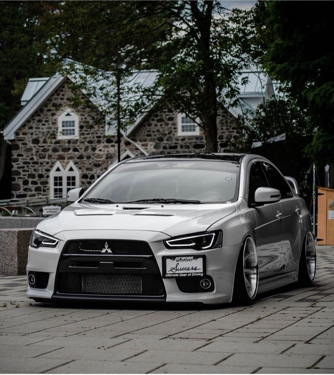 Mitsubishi Lancer Evolution X: Mitsubishi Lancer EVO BIG TURBO DOGBOX 2-STEP LAUNCH