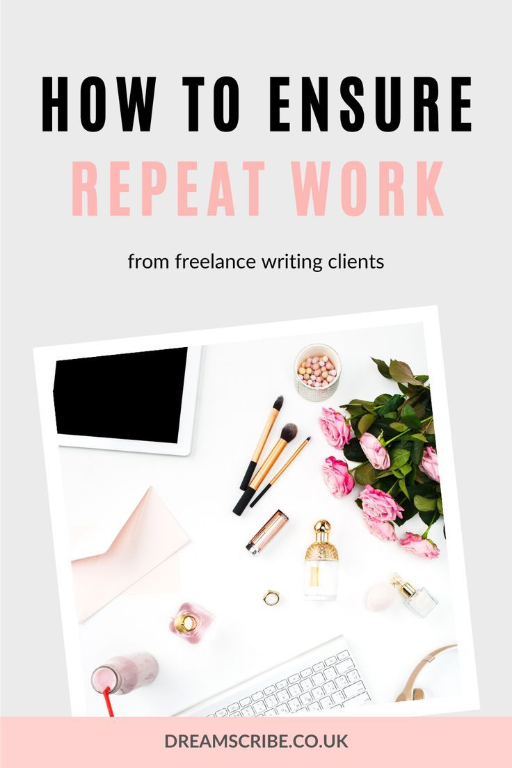 How to Turn a OneOff Freelance Job Into Recurring Work