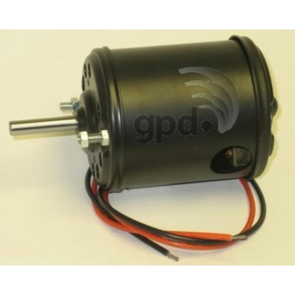 Global Parts Distributors Hvac Blower Motor fits 1979-1986