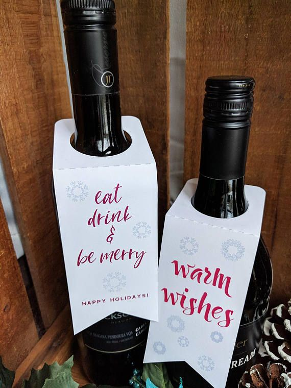 photograph about Printable Wine Bottle Tags named Wine Tag, Bottle Tag, PRINTABLE, Cheers, Sizzling Would like, Consume