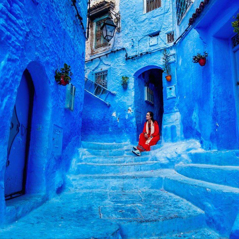 Why Chefchaouen, Morocco Should Top Your Bucket List in