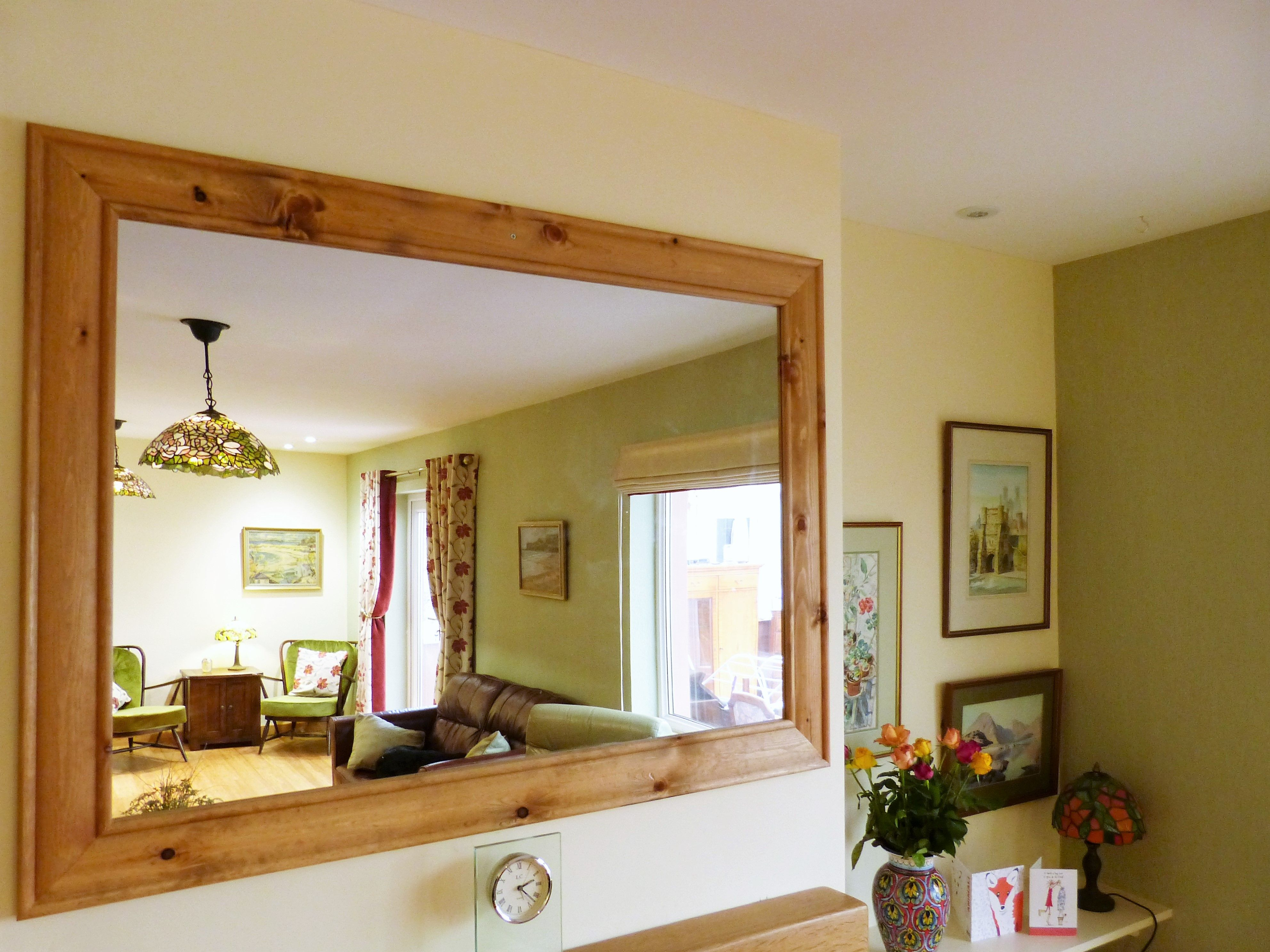 Room with a view , makeover by Anne Sowerby Sassy Property Styling