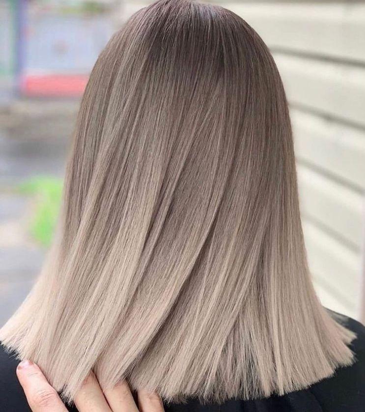 Special Blonde Balyaj Muhtesem Sac Sac Renkleri