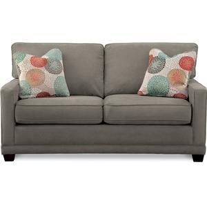 La-Z-Boy Kennedy Transitional Apartment-Size Sofa - Item Number ...