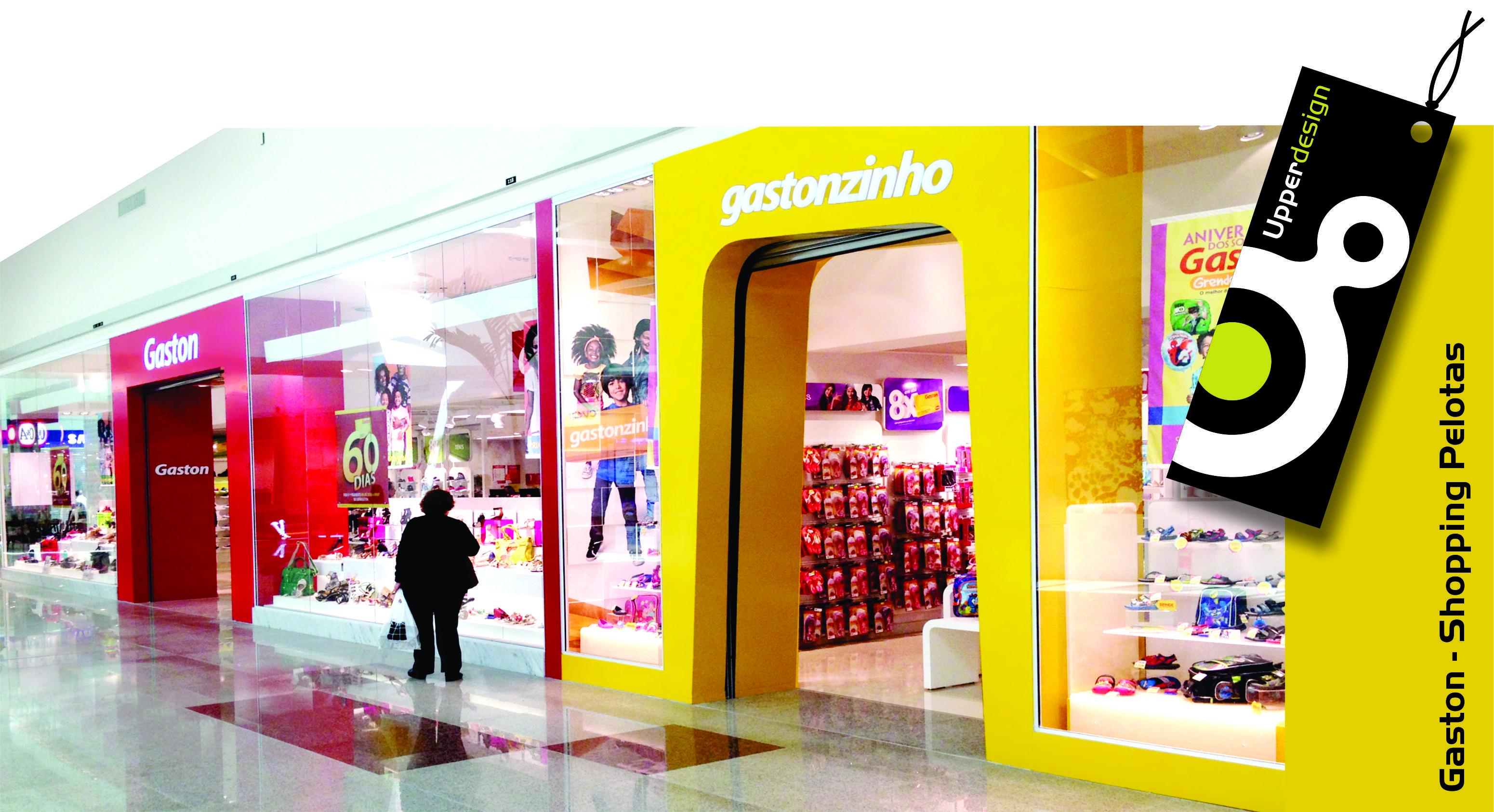 eb25dd0d2 Gastonzinho Calçados - Shopping Pelotas Projeto: Upper Design Design  Estratégico focado em Resultados para Varejo, www.upperdesign.com.br