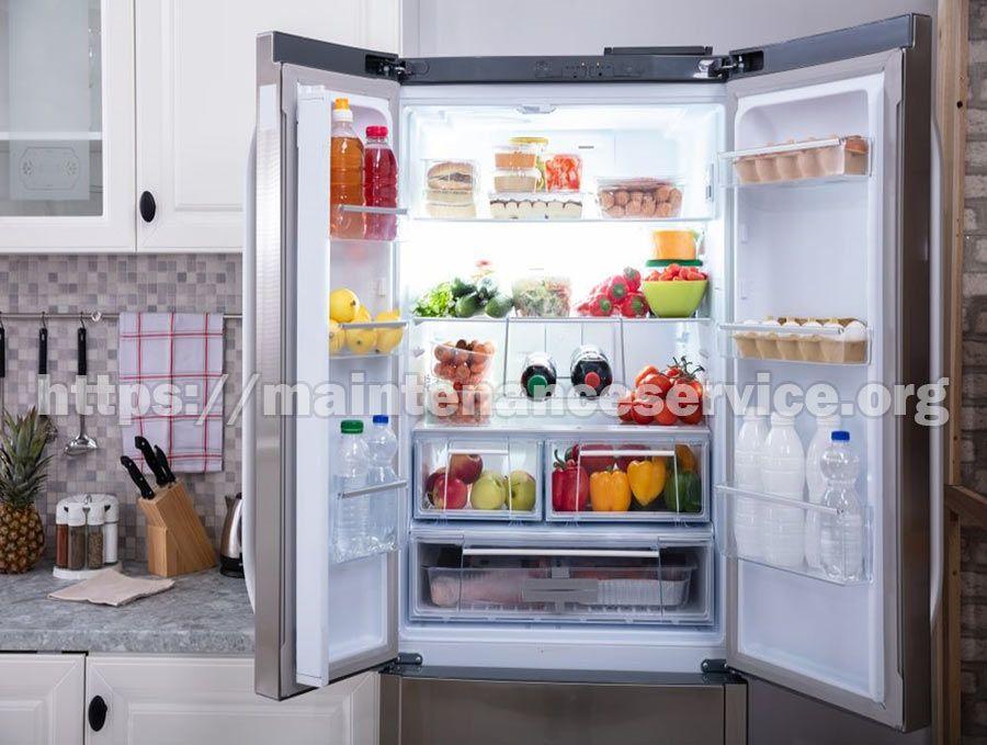 صيانة ثلاجات هايسنس الاسكندرية Hisense Maintenance Center Clean Refrigerator Door Fridge Organization Refrigerator