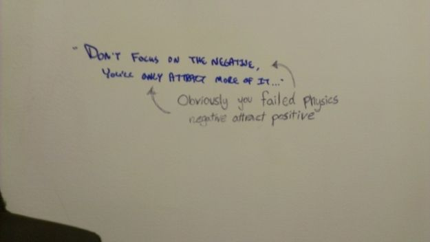 The Most Important Things Ever Written In Bathroom Stalls - 22 hilarious bathroom stall messages that will leave you laughing