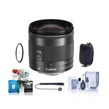 Canon 11 22 F4 5 6 Is Stm Cleaning Kit Digital Camera Lens Digital Camera